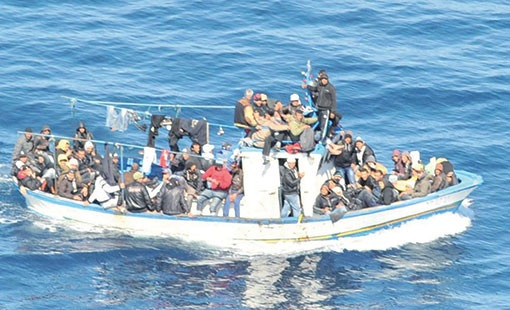 (Français) Rapport du premier trimestre 2017 sur la « Harga » en Tunisie