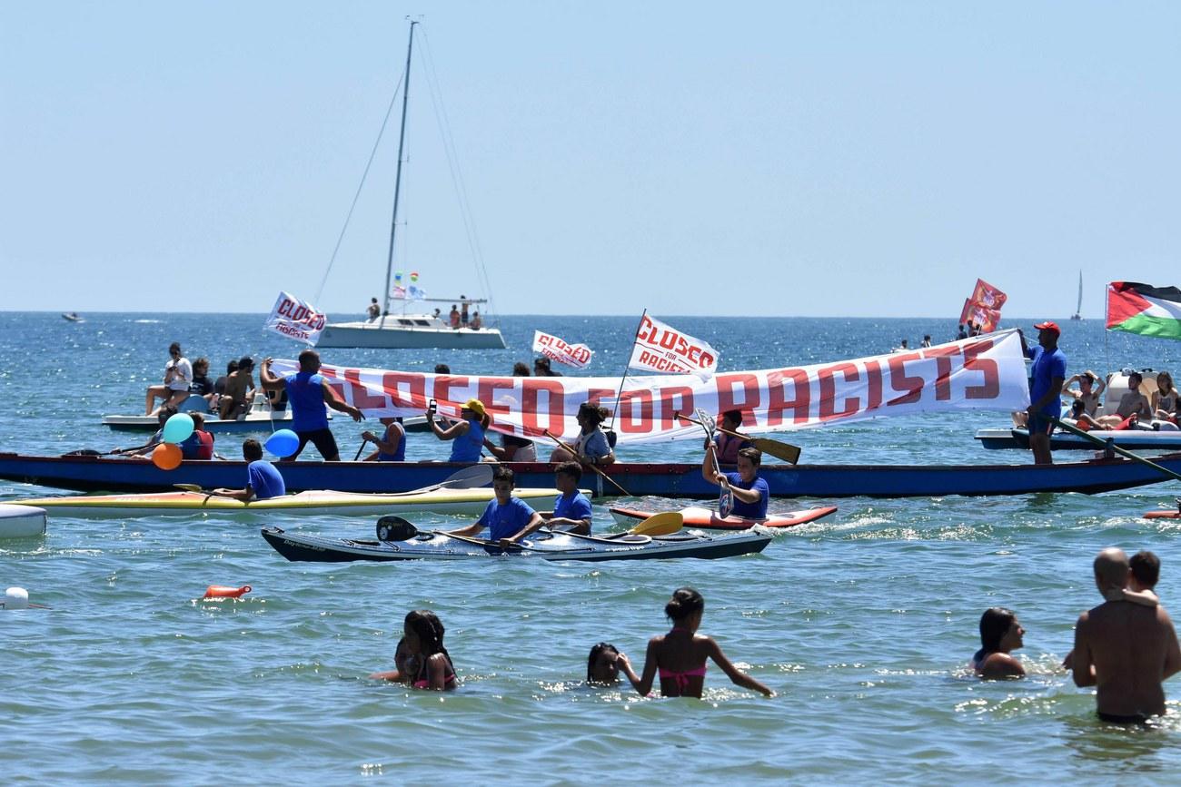 Communiqué : Stop au bateau raciste en Tunisie