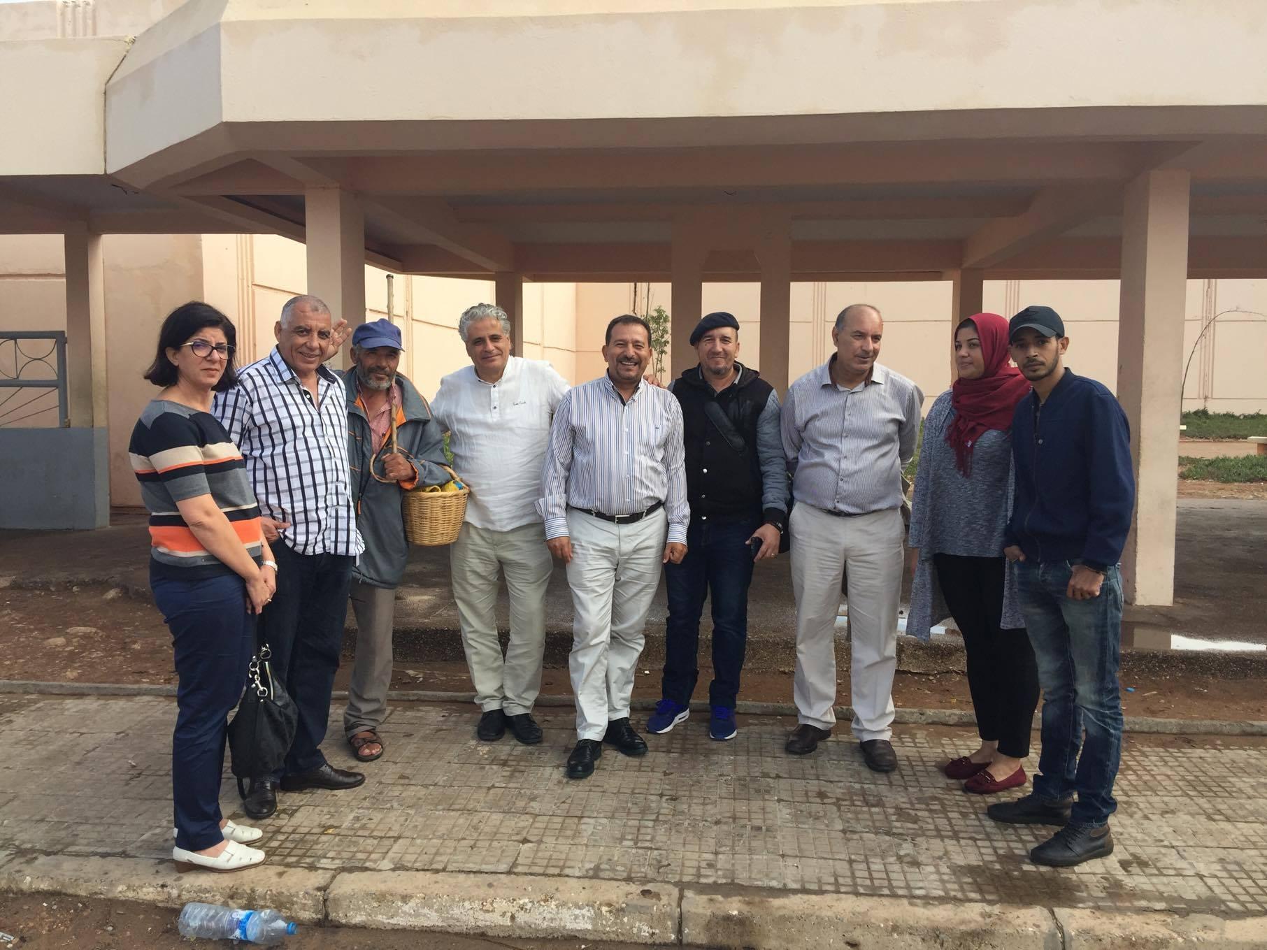 Communiqué: interception d'une délégation de militants associatifs tunisiens au Maroc