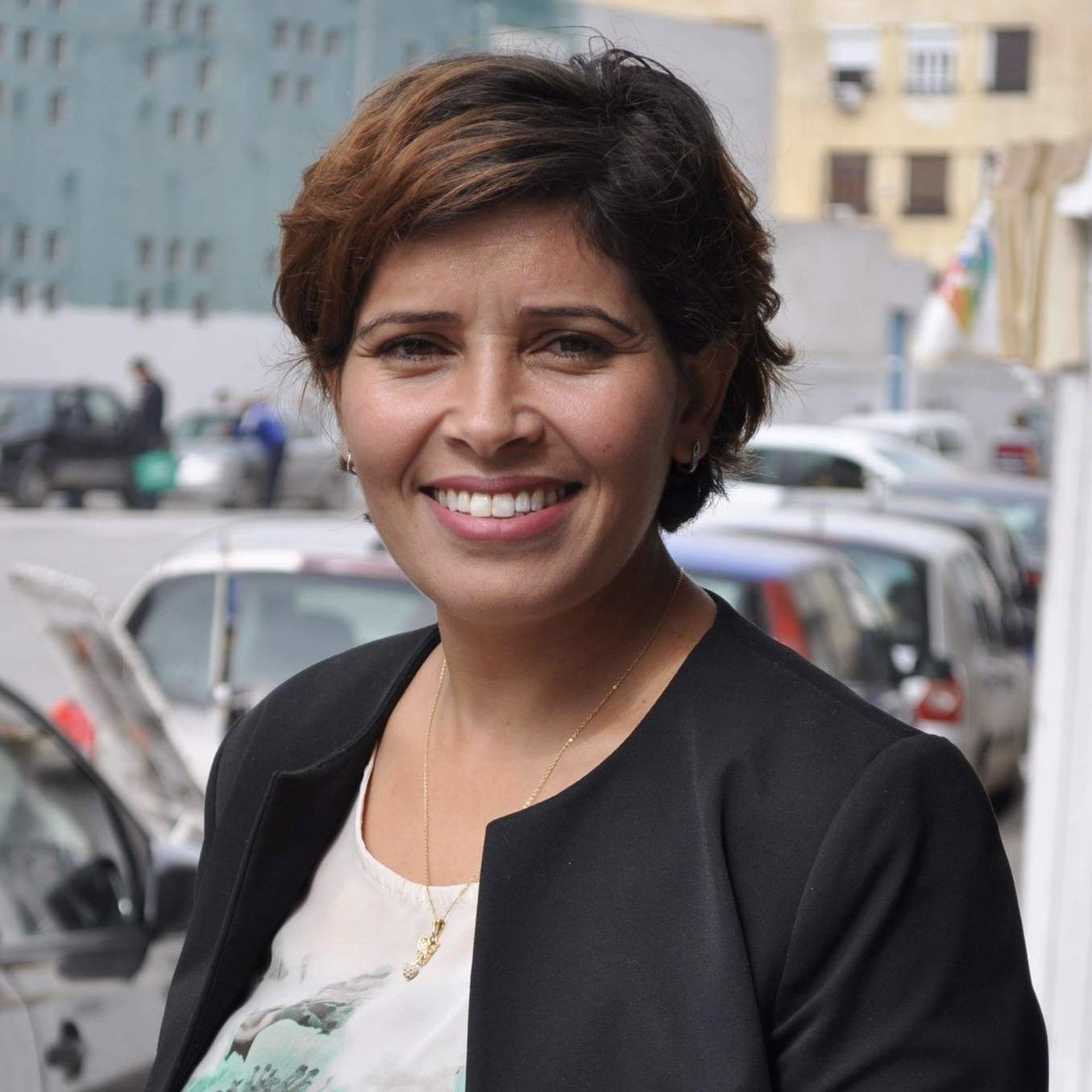 Asma Sahboun - أسماء سحبون